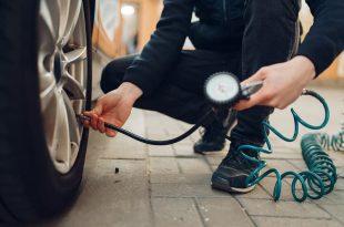 Españoles no revisan los neumáticos antes de un viaje largo